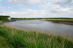 River Mersey at Fiddlers Ferry (Bill Boaden) Tags: cheshire mersey widnes warrington