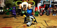 Batgirl Update (LordAllo) Tags: lego batman the video game batgirl barbara gordon movie penguin riddler killer croc bane clayface poison ivy harley quinn mister freeze twoface scarecrow