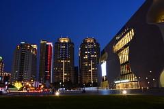 2017-0609台中歌劇院 DSC_0026 (linlin055) Tags: 台中國家歌劇院 台中市 夜景 夜拍 街景 nightscape cityscape taichungcity longexposure bluenight