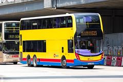 TZ7642   E23 (TommyYeung) Tags: citybus ctb 城巴 hongkong adlbus adl alexander alexanderdennis dennis 3axle enviro500mmc enviro500 enviro envirommc enviro500mmcfacelift facelift majormodelchange tridente500turbo ras rearaxlesteering dennise500 dennisenviro500 hongkongtransport hongkongbus hongkongbuses transport transportphotography vehicle vehiclespotting bus buses doubledecker doubledeck doubledeckbus airbus tz7642 e23 lowfloor lowfloorbus hanover hanoverdisplay cummins zf zfecolife 128m giantvehicle giantbus kowloon kowlooncity princeedward