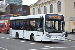 Claribels YX17NYV (Will Swain) Tags: birmingham 27th april 2017 west midland midlands city centre bus buses transport travel uk britain vehicle vehicles county country england english claribels yx17nyv