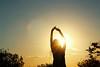 Brisa (papilionoidea_) Tags: sunset sky summer sun sol sudoeste silhouete girl girls vsc brasília beauty brasil brazil canon colors céu