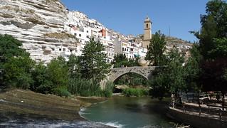 Alcalá del Júcar (Spain) - Bridge and Town