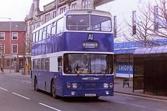 A1 SERVICE ASD26T (bobbyblack51) Tags: a1 service asd26t leyland fleetline alexander al ian duff ardrossan irvine 1995