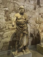 "Hellenistic Delphi I – The Philosopher (egisto.sani) Tags: delfi museo ""the philosopher"" ""il filosofo"" ""primo ellenistico"" ""greek art"" ""arte greca"" ""early hellenistic period"" period periodo phocis focide delphi ""archaeological museum"" ""museo archeologico"""