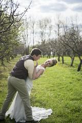 post ceremony-2715 (Weston Alan) Tags: westonalan photography april spring 2017 apple orchard sioux falls meadow creek south north dakota fargo outdoors tanya veldkamp cameron swenson post ceremony midwest plains