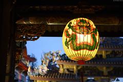 台北・大龍峒保安宮 ∣ Baoan temple・Taipei (Iyhon Chiu) Tags: 台北 保安宮 baoan temple taipei 台灣 大龍峒 台北市 寺廟 廟 廟宇 燈籠 ちょうちん lantern traditional 傳統