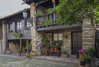 Bárcena Mayor, Cantabria.