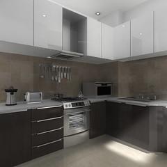 Furnished kitchen (realestatealligator15) Tags: sd corp versova