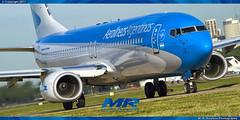 LV-FVN (J. Martin Romero) Tags: boeing 7378sh lvfvn spotting spotter aviation aviacion airplane plane aircraft avion b737 b738 b737800 737 738 737800 ar arg aerolineas argentinas skyteam aeroparque jorge newbery buenos aires argentina sabe aep