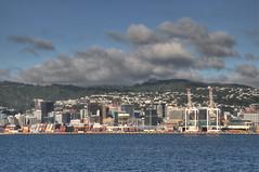 Wellington City (Lim SK) Tags: wellington city