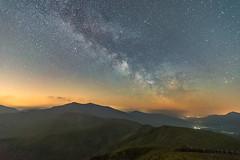 'Stellar Snowdon' (Kristofer Williams) Tags: night sky stars landscape nightscape snowdonia snowdoniadarkskyreserve mountains snowdon milkyway astro astrophotography
