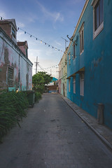 Streets of Curacao (KD Robinson) Tags: view wideangle landscape impressive street city sony perspective a7ii summer adventure willemstad travel architecture curacao color beautiful buildings detail curaçao cw