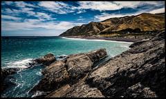 The Palliser Series #8 Mangatoetoe #2 (niggê) Tags: newzealand wairarapacoast northisland southernocean cookstrait tasmansea southpacificocean sonyilce7rm2 sony sonya7rii sonylens sony247028gm fe2470mmf28gm fe2470gm fishing surf beach lagoon wild shingle flotsam jetsam binkiebickerton cloudsstormssunsetssunrises mangatoetoe howlingwind squall