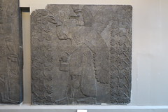 May 10: 70 Assyrian Relief (Aquafortis) Tags: art london england museums assyrian