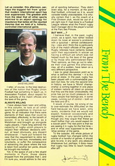 Norwich City vs Luton Town - 1991 - Page 23 (The Sky Strikers) Tags: norwich city luton town barclays league division one carrow road official matchday programme pound twenty