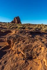 Temple of the Sun (fred h) Tags: redrock4272017799 capitolreef capitolreefnationalpark temple sun templeofthesun