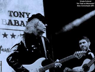 Tony Babalu - Sesc Consolação (SP)