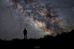The Explorer (Alex Apostolopoulos) Tags: core galaxy landscapephotography longexposure milkyway silhouette nature photographer sky explore cyprus sony sonya6000 ilce6000 sigma sigma30mmf14dcdn manfrottobefree