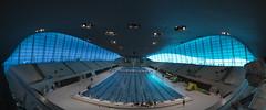 London (richard.mcmanus.) Tags: london londonaquaticcentre architecture zahahadid swimmingpool mcmanus modern olympic uk england