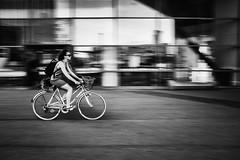 speed (panning) (d26b73) Tags: noiretblanc urbanarte streetphoto bw monochrome blackandwhite panning