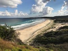 Lighthouse Beach, Seal Rocks, NSW (Black Diamond Images) Tags: appleiphone7plus iphone7plus iphone appleiphone7pluspanorama iphone7pluspanorama iphonepanorama panorama pano lighthousebeach sealrocks nsw treacheryhead sugarloafpoint beach australianbeaches