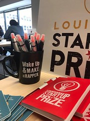 #memphis entrepreneurs, wake up & make it happen! Day TWO at Start Q with some of Start Co.'s best! Let's do this!