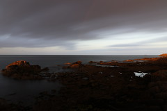Forty Foot (bmihevc) Tags: dublin fortyfoot ireland sandycove sunset