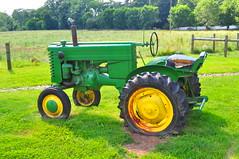 Cherry Grove Farm (Triborough) Tags: nj newjersey mercercounty lawrencetownship lawrenceville cherrygrovefarm tractor johndeere