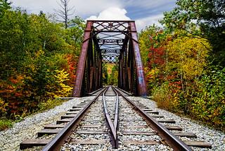 Bridge on the River Sawyer