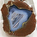Thunder Egg Agate (Priday Blue Bed, John Day Formation, Miocene; near Madras, Oregon, USA) 2