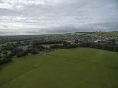 Hengrove-0006 (Neil Hobbs) Tags: bristol dji hengrove phantom3advanced runningtrack whitchurchairport whitchurchsportscentre aerial