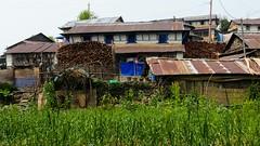 Nepal (Rolfmundi) Tags: nepal gurung heritage trek trail häuser architektur oudoor