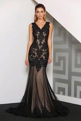 jadore-black-evening-dress-683x1024 (RosaMaryBridalShop) Tags: dresses gowns jadore