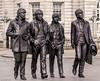 Beatles Sculpture (Bob Edwards Photography - Picture Liverpool) Tags: andrewedwards beatles sculpture liverpool art pierhead merseyside city fab4
