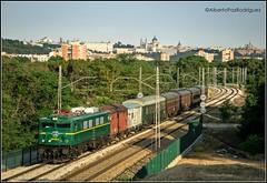 Casa de Campo. (pazalberto269) Tags: renfe tren de la fresa adif madrid spain japonesas 289 histórico nikon d5300 ciudad
