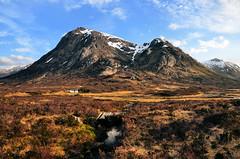 Buachaille Etive Mor (andrewmckie) Tags: lagangarbhcottage lagangarbh buachailleetivemor glencoe scottishscenery scottish scotland scenery outdoor landscape