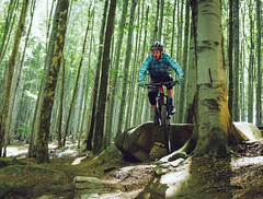 pop (Hagbard_) Tags: bike mtb mountainbike trailbike ride enduro czech rychleby sport tour outdoor outside trailriding wood fun life friends beautiful mtbisokay nature photography rychlebskéstezky