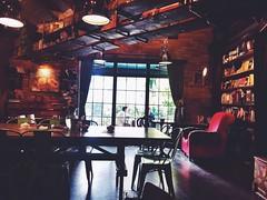 (Florent_M) Tags: caffe cafe station book soma kosovo kosove kosova pristina prishtine prishtina