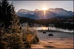 Sunshine, Sinshine (BM-Licht) Tags: bavaria bayern d700 deutschland garmisch germany gerold geroldsee nikon see winter