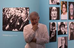 photoset: Wien Museum: Es lebe der Widerspruch! Fotos aus dem Falter-Archiv (1.6. - 27.8.2017, Pressekonferenz)