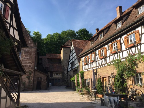 Maulbronn, Germany, May 2017