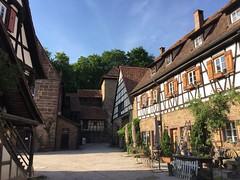 Maulbronn, Germany, May 2017