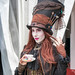Photographer: Vermeire fotografie (Elyse of Endrion) Tags: fotofair 2017 model mad hatter alice wonderland redhead red hair hat costume event photography vermeire