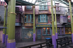 """Universal Studios, Florida: Diagon Alley • <a style=""""font-size:0.8em;"""" href=""""http://www.flickr.com/photos/28558260@N04/34701286656/"""" target=""""_blank"""">View on Flickr</a>"""