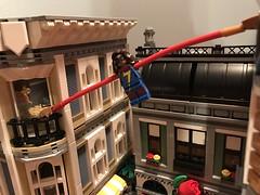 Lego Ms. Marvel (Kevin D. Hendricks) Tags: lego msmarvel