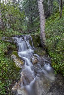 Riu de les Aubes, Ordino