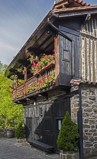 Barcena Mayor, Cantabria.