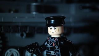 Lego Panzer Commander