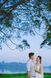 Singapore Prewedding Photography James & Shuhui